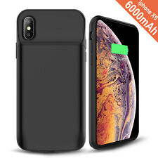 Wireless Battery Charger Case For iPhone XS Phone Cases for Apple iPhone X 2018