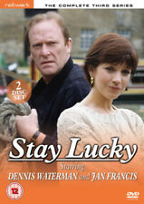 Stay Lucky: Series 3 DVD (2012) Dennis Waterman