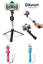 Handheld Tripod Monopod Selfie Stick Hold Plus Bluetooth Remote For Android IOS