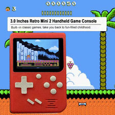 NEW Retro Mini Handheld Video Game Console Gameboy Built-in 300 Classic Games LY