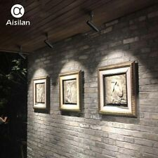 Aisilan Modern LED Ceiling Spotlights Surface Mounted AC85-260V 5/7W 360+90