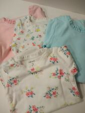 Carters Long Sleeve Bodysuits