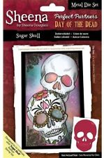 SHEENA BY SHEENA DOUGLASS PERFECT PARTNERS DAY OF THE DEAD-SUGAR SKULL