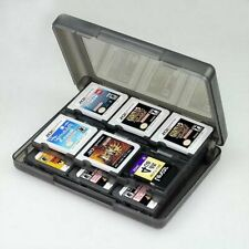Game Card Case Holder 28 in1 Storage Box For Nintendo NDS NDSI NDSILL 2DS 3DS