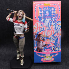 Crazy Toys Suicide Squad Harley Quinn 1/6TH Real Clothes 12'' PVC Figure New