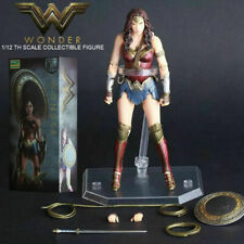 "Crazy Toys DC Wonder Woman 1/12TH Action Figure Figurine 6"" Collection Statue"