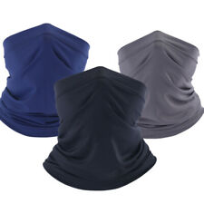 Anti-Dust Cooling Neck Gaiter Scarf Face Mask Motorcycle Cycling Riding Bandana