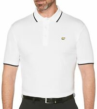 Jack Nicklaus Mens Solid Golf Polo Shirt
