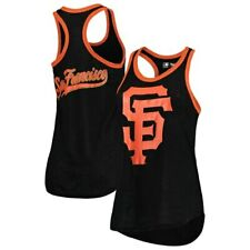 San Francisco Giants G-III 4Her by Carl Banks Women's Team Logo Tater Racerback