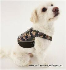 Camo Style Nylon Dog Harness with Reflective Trim by Doggles Size Choice Unisex