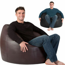 MAN SIZE Beanbag XXL ADULT Bean Bag Chair HUGE BAGS