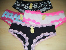 COTTON & LACE SHORT BY LA SENZA FREEPOST ASSORTED SIZES & COLOURS