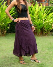 Wrap Around Skirt *Women's Skirt*Sarong*Waist*Hippie*Boho*Gypsy*Cotton*SW001-SA