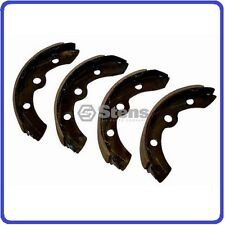 Self Adjusting Brake Shoe Package fits EZ Go, Yamaha Club Car DS and Precedent