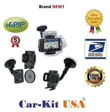 iGrip miniFLEXER windshield Car Mount KIT with phone Holder / Dock / Cradle