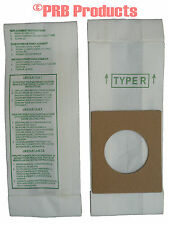 Hoover Type R  Allergy Vacuum Cleaner Bag  Model Sprint Tempo Hornet 4010063R