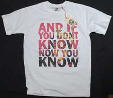 "BROOKLYN ZOO VINTAGE NOTORIOUS BIG BIGGIE ""if u dont"" RETRO HIP HOP TEE T SHIRT"