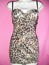 SMOOTHING DRESS BY LA SENZA FREEPOST ASS SIZE ANIMAL
