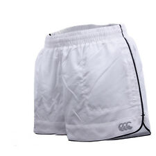 Canterbury Womens Fitness Running Shorts White