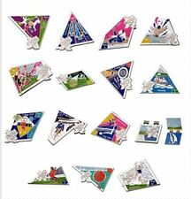 London 2012 Olympics DAY OF THE GAMES Pin Badge WITH BACKING CARDS