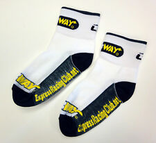 3 pack of Subway Cycling Team Coolmax SOCKS