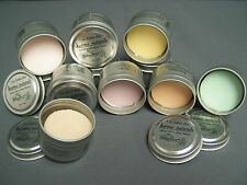 LOTION BAR Natural Organic 1 oz Refillable TIN - Your Scent Choice - HANDMADE