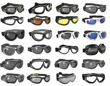 Value Line Goggles from Makers of KD Sunglasses Motorcycle Street Bike Goggle
