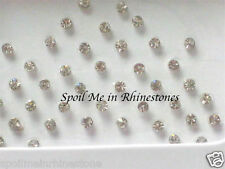 Crystal Rhinestone Body Dot jewel Bindi Tattoo 44 Pcs clear gold multi color