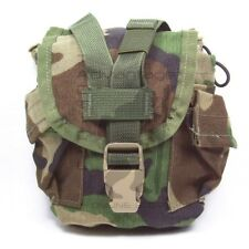 Specialty Defense SDS MOLLE II Canteen Pouch (SET OF 2) - choice of color