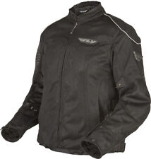 FLY RACING Ladies Cool Pro 2 Motorcycle Black Jacket Racing Riding Girls Riding