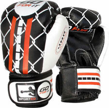 Boom Pro Kids Boxing Gloves Junior Punch Bag Leather Glove ,Kids MMA Trainining