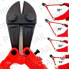 SMALL - HUGE HEAVY DUTY BOLT CUTTER Large Steel Wire/Cable/Mesh Cropper Clipper