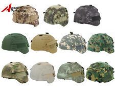 Airsoft Tactical Military Hunting Helmet Cover Ver2 for MICH TC-2000 ACH Helmet