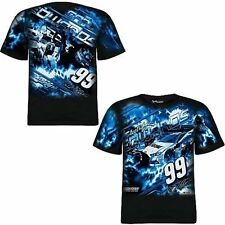 Carl Edwards Chase Authentics #99 Fastenal Total Print Tee FREE SHIP!
