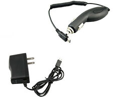 Wall AC DC Home Travel House+Auto Vehicle Car Charger for Ting and Sprint Phones