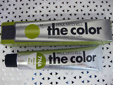 Paul Mitchell THE COLOR Permanent Cream Hair Color  (Green Box) !