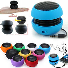 DIGIMANIA PURPLE 3.5MM SPEAKER FOR NUMEROUS PHONES PORTABLE RECHARGEABLE