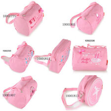Girls Kids Cute Pink Ballet Dance Bag Luggage Bag HandBag Tote Bag Shoulder Bag