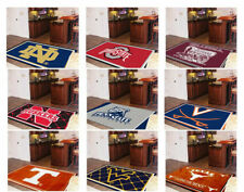 Choose Your NCAA College N-Z Team 5' x 8' Decorative Plush Area Rug Floor Mat