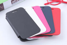 NEW 5 Colors Luxury Leather Flip Hard Case Cover For SAMSUNG GALAXY ACE S5830