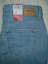 Levis Signature Low Stretch Boot Womens Denim Jeans Size 10x31 16x29 18x31 New