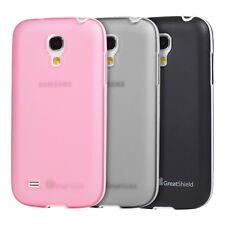 Ultra Slim Rubber Frosted Hard Case Cover for Samsung Galaxy S 4 IV Mini i9190