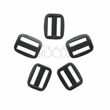 """20/50 pcs small Triglides Webbing Strapping Slides for 1/2"""" webbing RZ-15"""