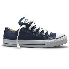 Converse Chuck Taylor All Stars Ox Unisex Shoe Blue All Sizes