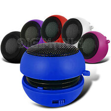 Portable Speaker Rechargeable For Numerous Mobile Phones Blue 3.5mm