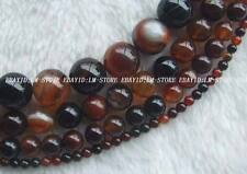 """4mm 8mm 10mm 14mm Dream Agate Round Beads 15.5"""""""