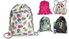 NEW Thirty One Drawstring Sport backpack Bag Cinch Sac 31 gift more designs hot