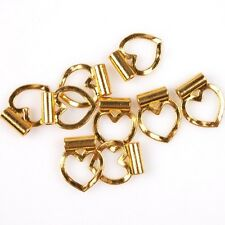 70/350x Fashion New Mixed Shape Hollow Charms Antique Golden Plated Alloy Beads
