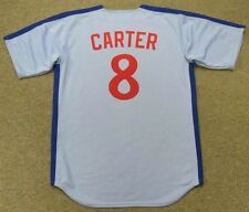 GARY CARTER Montreal Expos 1981 Majestic Cooperstown Away Baseball Jersey