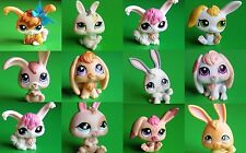 LITTLEST PET SHOP - BUNNY RABBITS - LOTS TO CHOOSE FROM